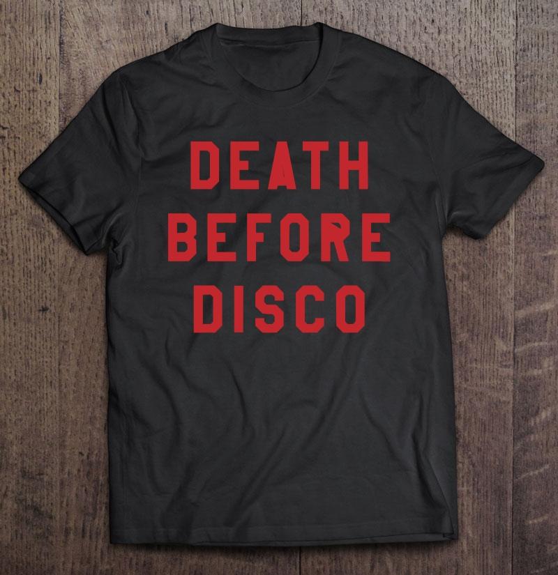 Death Before Disco