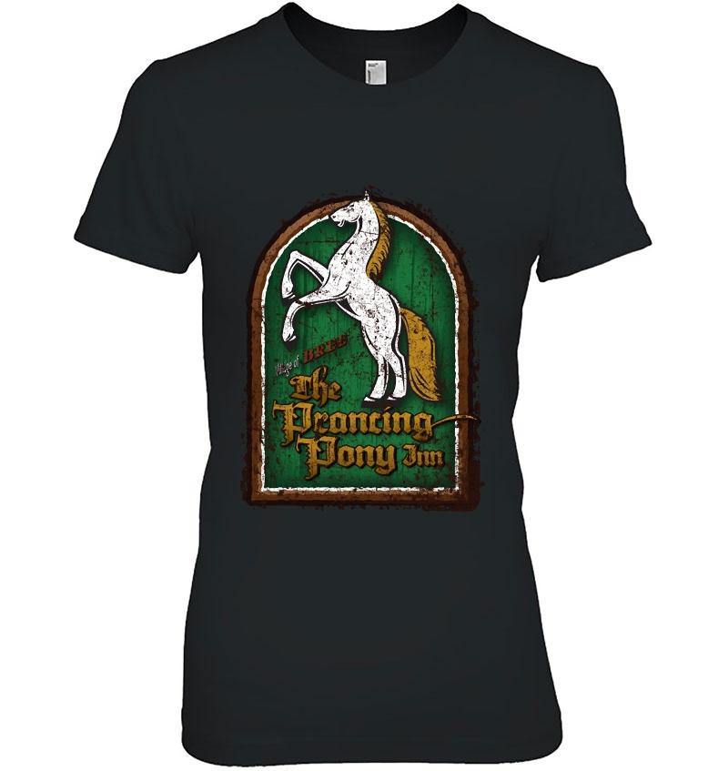 The Prancing Pony Hoodie