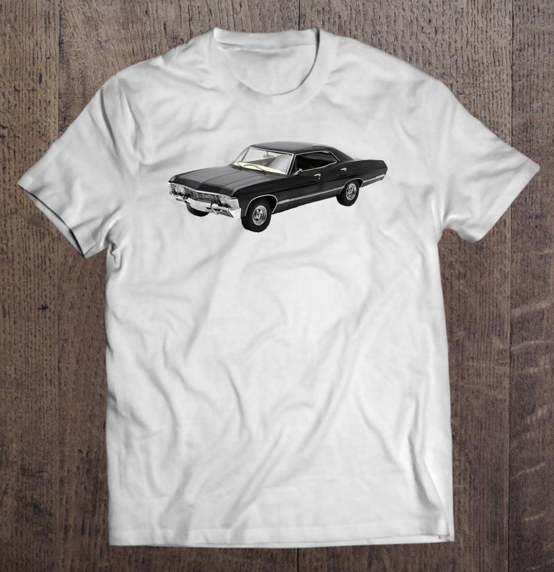 Baby 1967 Chevy Impala Supernatural Car