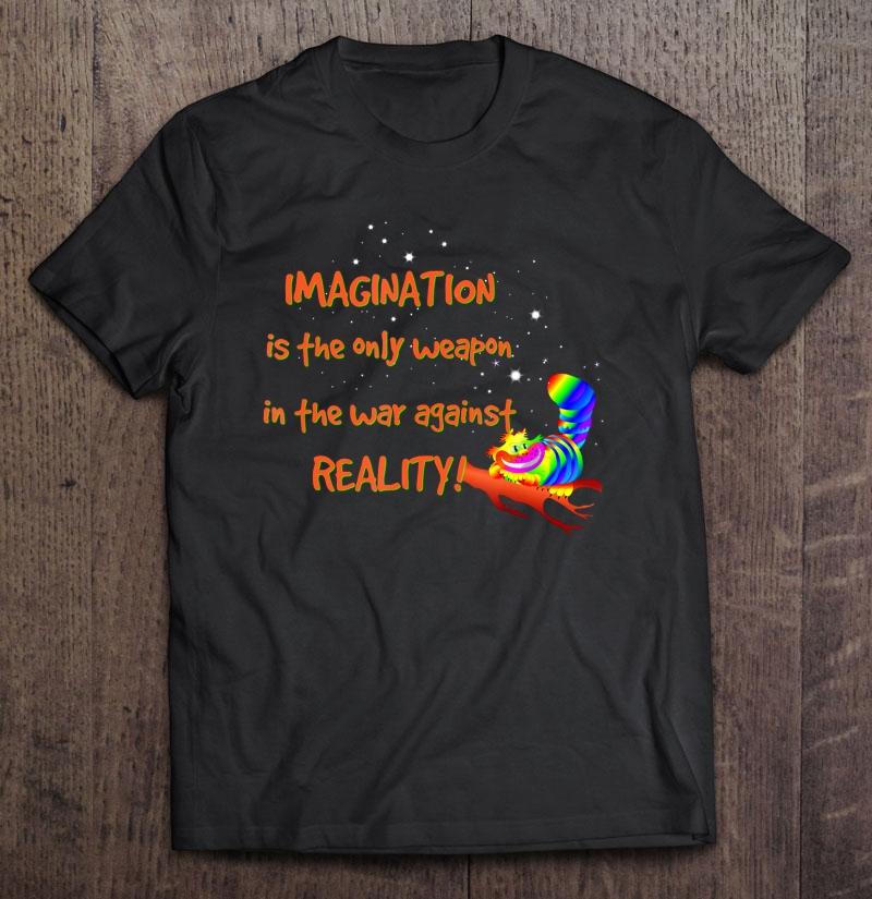 Cheshire Cat Quote Alice In Wonderland Costume Imagination