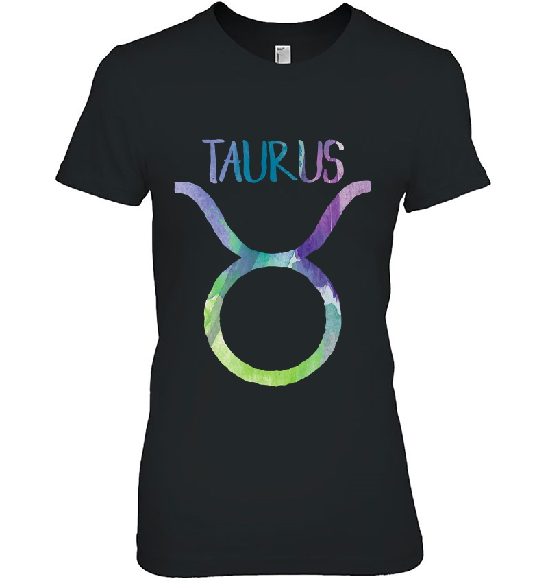 Earth Bull Zodiac Taurus Sign t-shirt Astrology