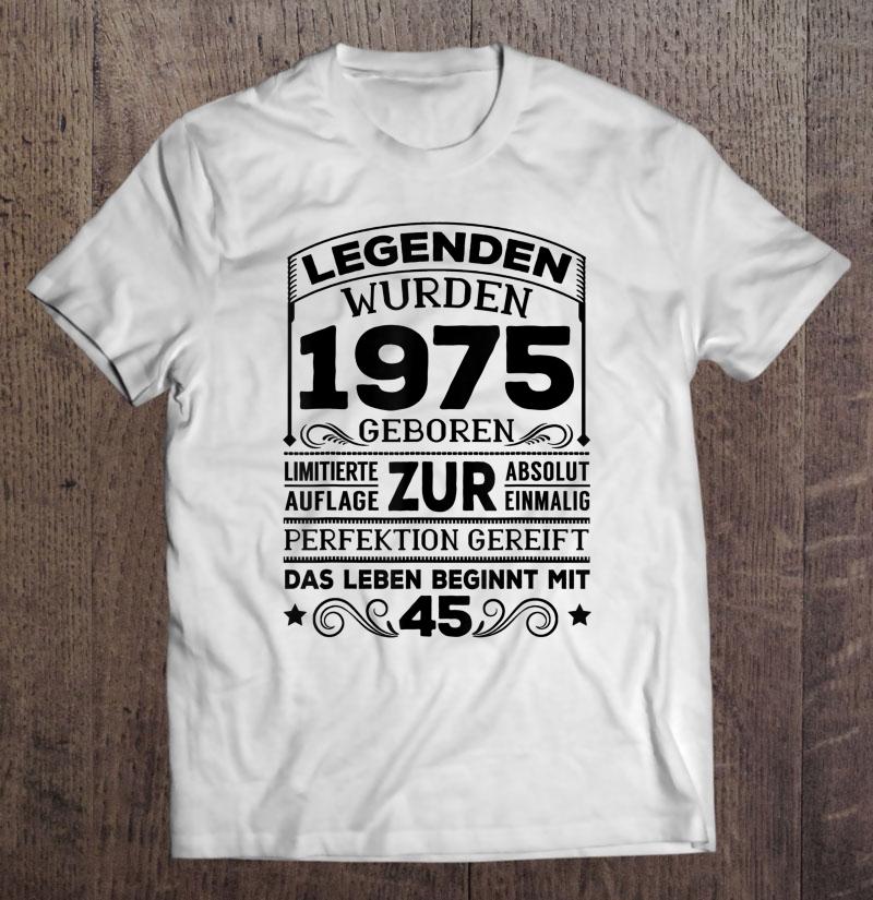 Holz Flachmann Geschenk Zum 45 Geburtstag 45er Manner Mann