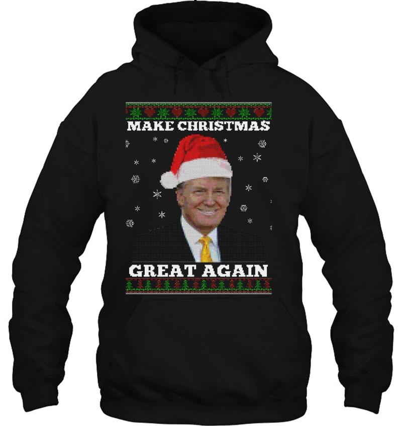 Make Christmas Great Again Donald Trump Mugs