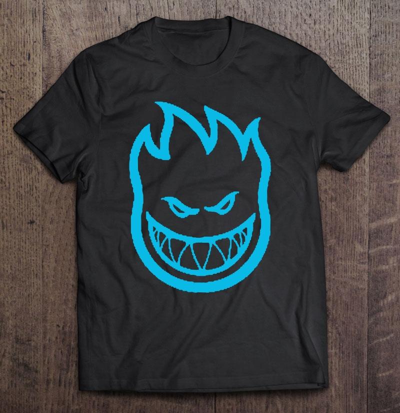 Blue Flame Santa Cruz Shirt