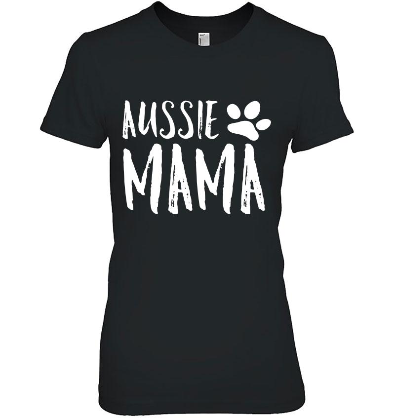 Australian Shepherd Gifts Aussie Mom Shepherd Dog Hoodie