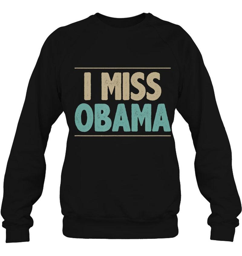 I Miss Obama - Vintage Style - Mugs