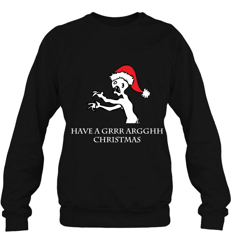 Grr Argh Christmas Mugs