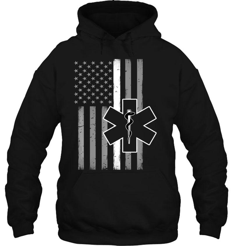 Emt Thin White Line Flag Medical Mugs