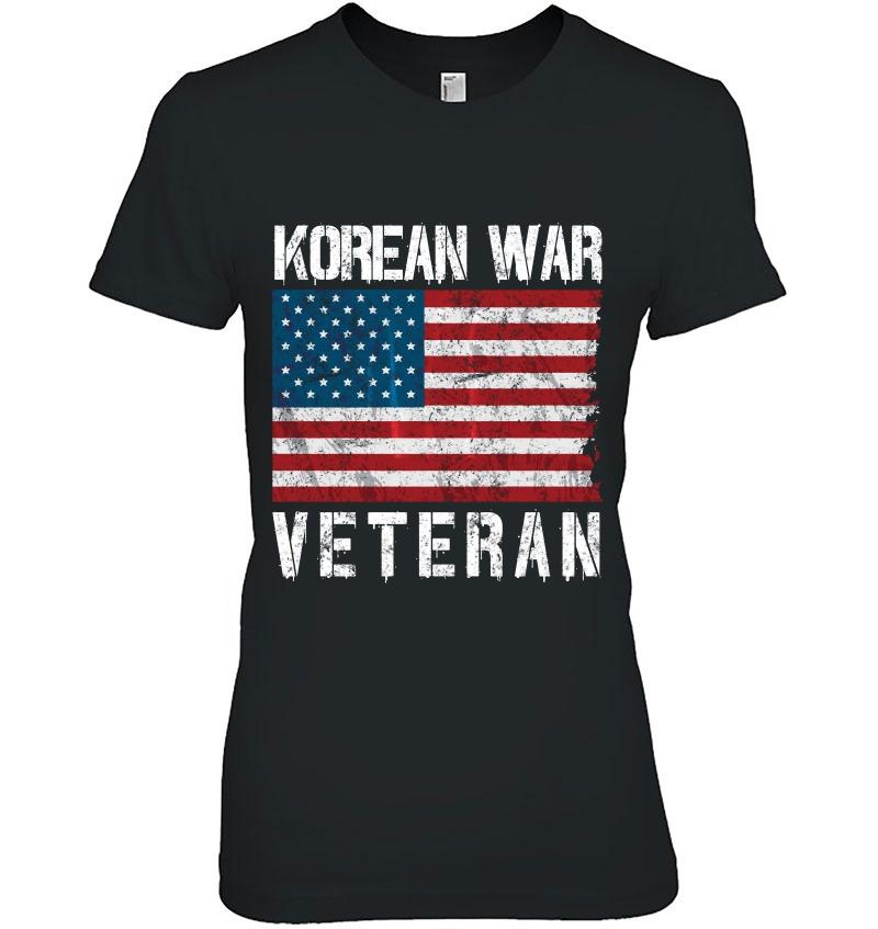 Vintage Korea Veteran Sweatshirt
