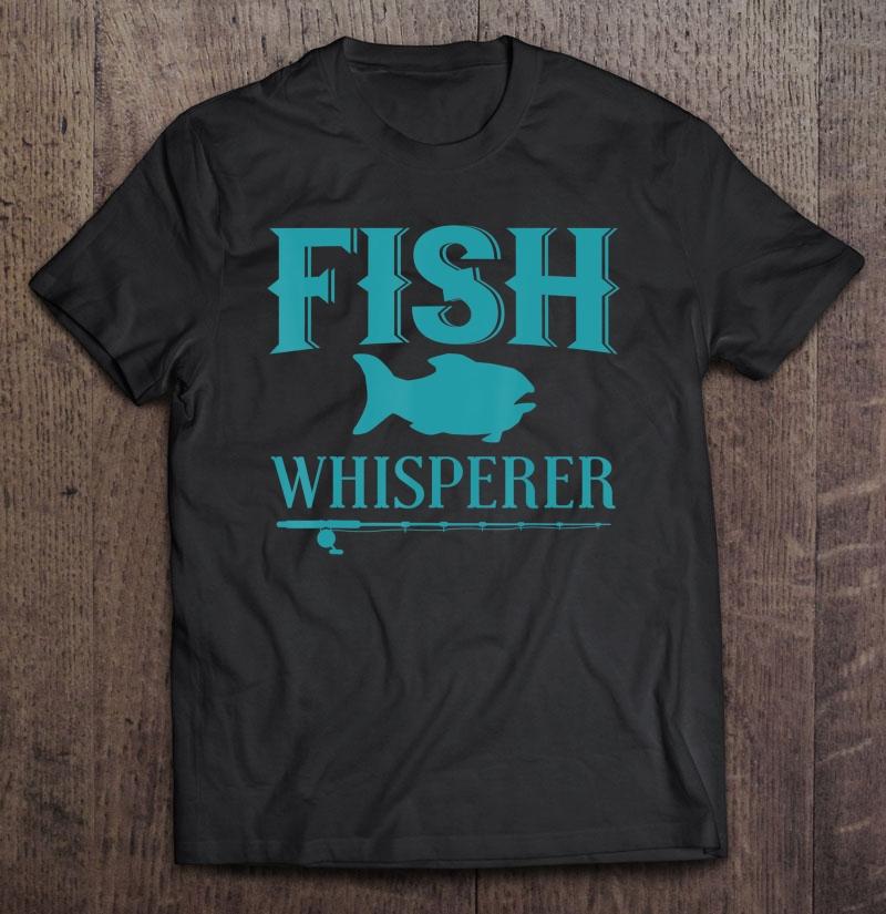 Enjoy Your Day Fishing Cool Men Women Unisex Tee T-Shirt Fish Hobby Gift Shirts