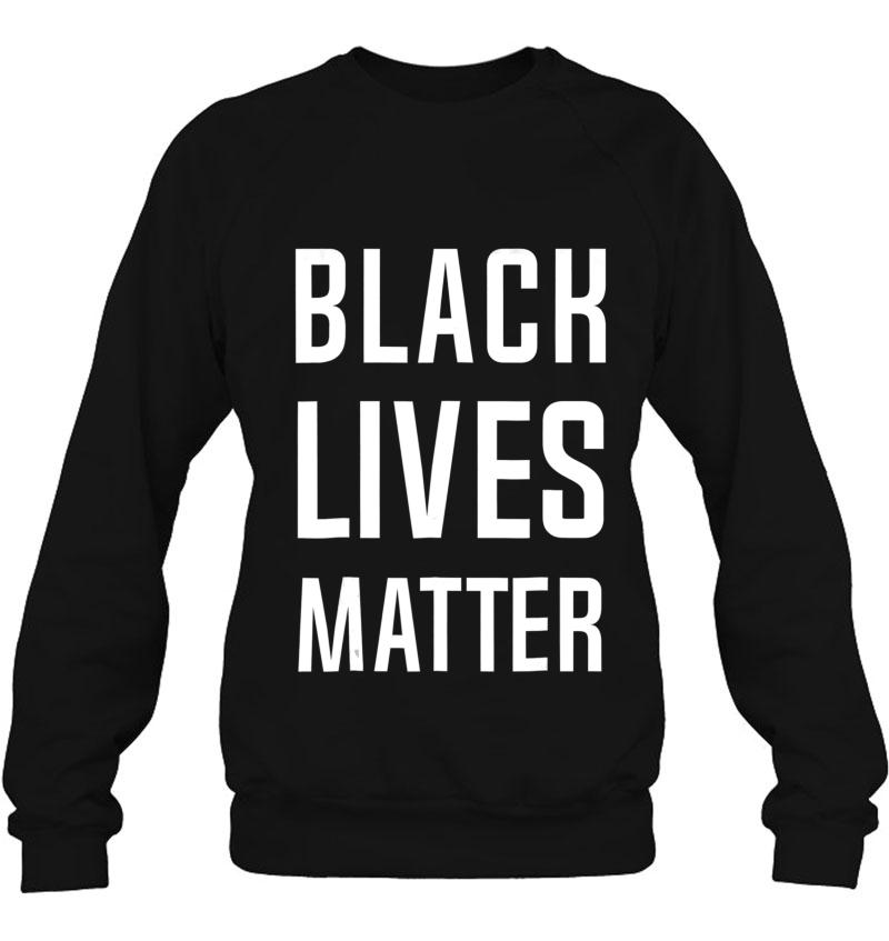 Black Lives Matter Anti-Racism Tshirt Men Women Black Mugs