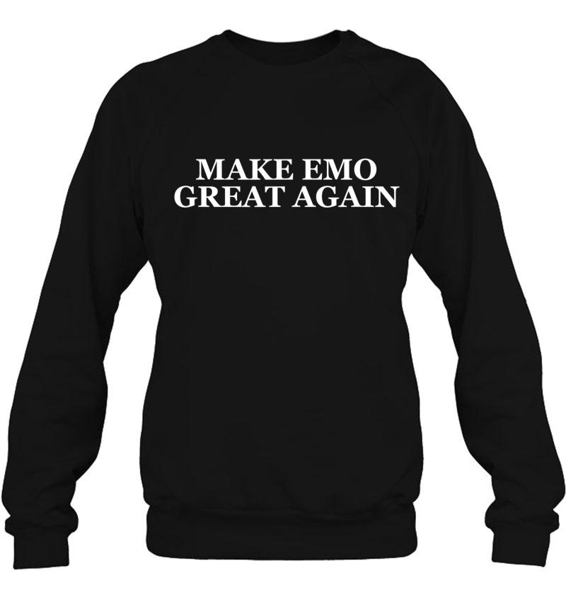 Make Emo Great Again Funny Mugs