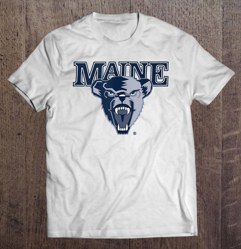 NCAA Maine Black Bears T-Shirt V2