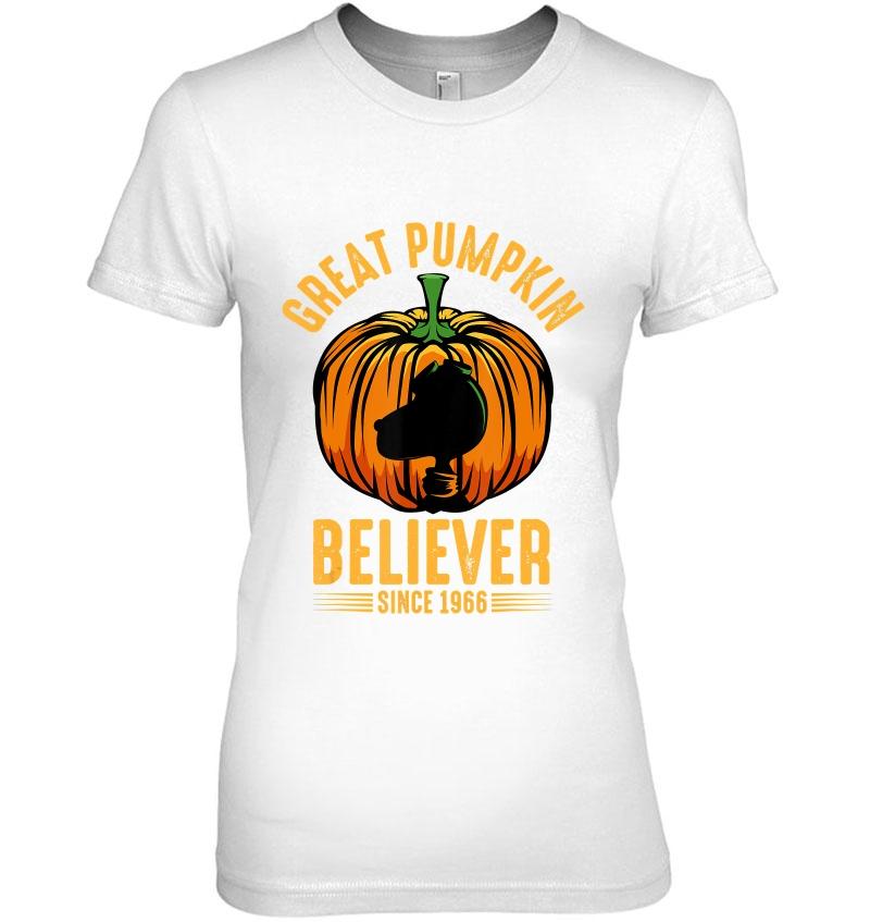 Great Pumpkin Believer Funny Scary Halloween Quotes Hoodie